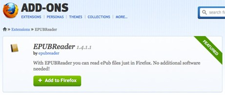 epub-firefox-install